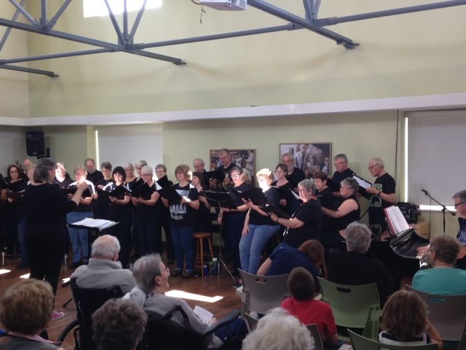 Inverness County Singers